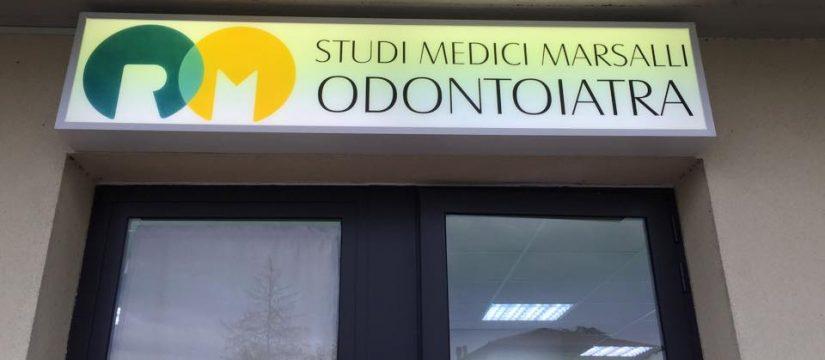 nuovo studio dentistico a Lucca